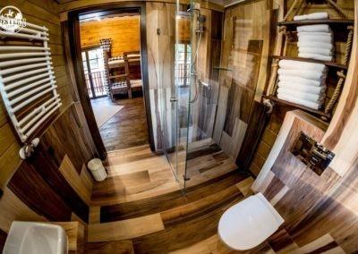 Domki łazienka 2