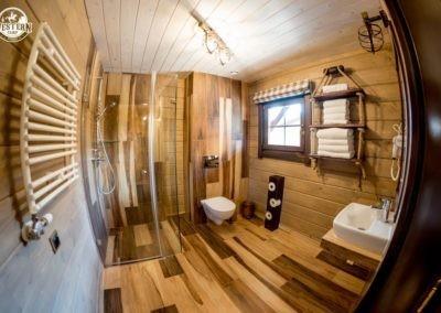 Domki łazienka
