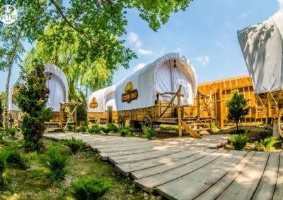Wozy obóz 2