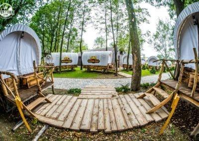 Wozy obóz 3