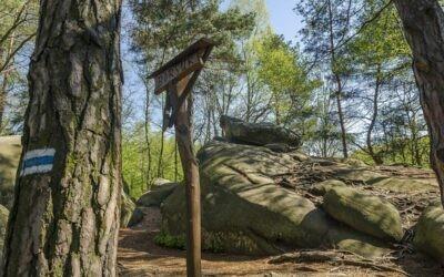 Małopolska mniej znana: Skamieniałe Miasto w Ciężkowicach