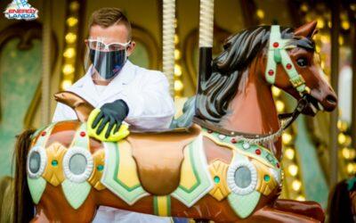 Nowe zasady bezpieczeństwa w Energylandii, czyli kiedy pojechać na wycieczkę do parku rozrywki